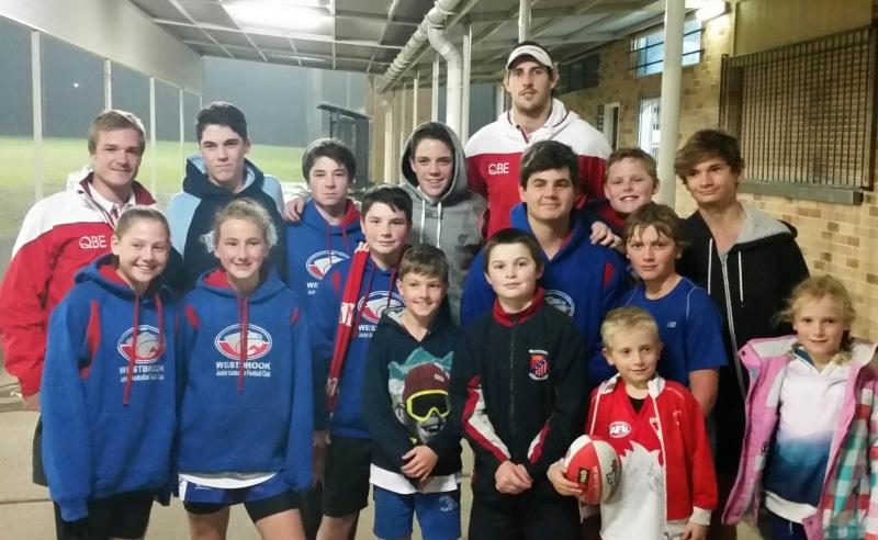 Sydney Swans visit