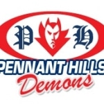 Junior Sydney AFL club Pennant Hills Demons